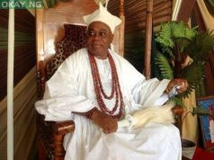 Oba Isreal Adeusi, Oluifon of Ifon