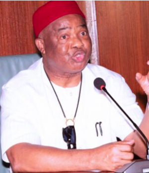 Gov. Hope Uzodinma of Imo