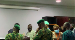 Soldiers at the Judicial Panel