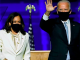 Biden and Harris call for unity in victory speeches