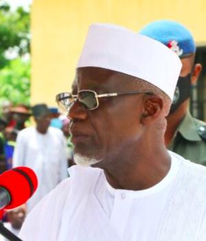 Muhammad Dingyadi, minister of police affairs