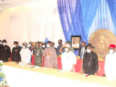 South-south governors meeting with Prof. Gambari in attendance