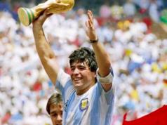 Late Diego Maradona