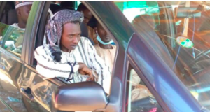 Alleged kidnapper in victim's car