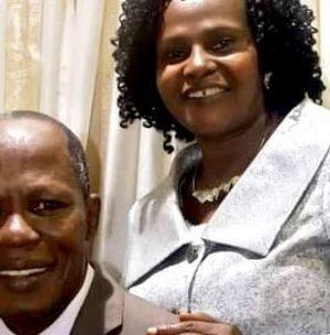 PFN chairman Bako and his wife