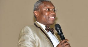Professor Debo Adeyewa