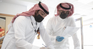 Saudi Arabia health officials