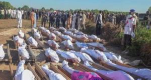 Victims of Boko Haram attacks