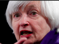 Janet Yellen as Treasury secretary nominee