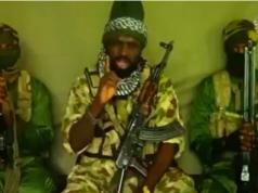 Abubakar Shekau, leader of the Book Haram sect