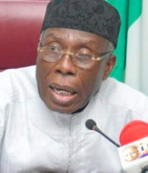 Audu Ogbeh, Chair, Arewa Consultative Forum
