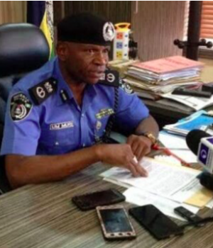 Umar Muri, commissioner of police in Kaduna