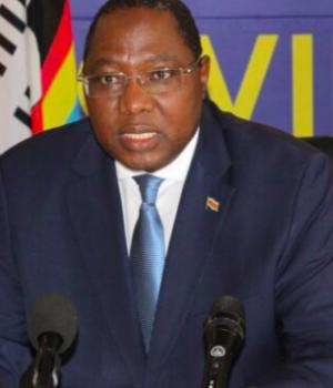 Eswatini Prime Minister Ambrose Dlamini