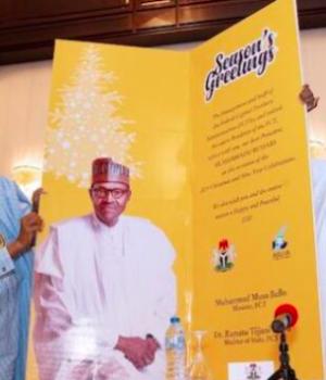 Buhari cancels Christmas homage