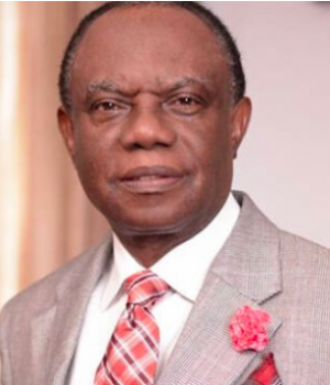 Felix Omobude, PFN president