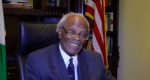 Late Sylvanus Nsofor, Nigeria's ambassador to the US