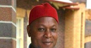 Dr Christian Madubuko, ex-Anambra commissioner