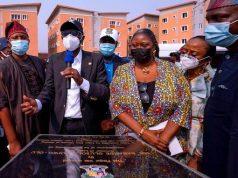 Gov. Sanwo-Olu commissions LagosHOM 1