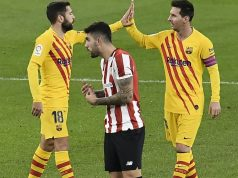 Messi strikes two against Athletic Bilbao