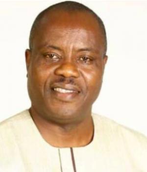 Abiodun Abudu-Balogun, Ogun State Environment Commissioner
