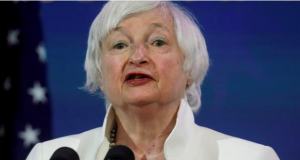Janet Yellen, US Treasury Secretary