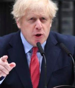 Boris Johnson, UK prime minister