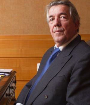 Enrico Monfrini, a Swiss lawyer