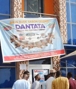 Dantata Success and Profitable Company