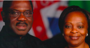 Reuben Olu Obaro, a UK-based medical doctor, and his wife Ayodele Obaro,