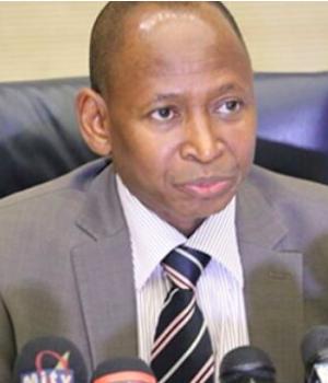 Ahmed Idris, Accountant General