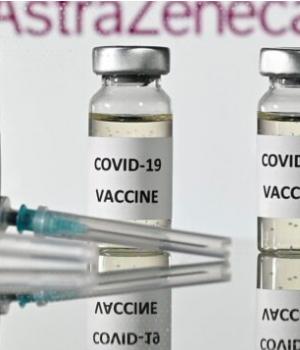 Oxford-AstraZeneca coronavirus vaccine