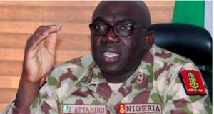 Ibrahim Attahiru, Chief of Army Staff