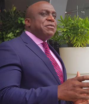 United Nigeria Airlines, High Chief Dr Obiora Okonkwo