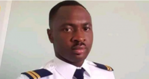 Air Vice Marshal Oladayo Amao