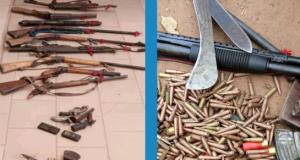 Stockpile of Arms Ebonyi State