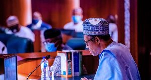 President Buhari presides over FEC meeting