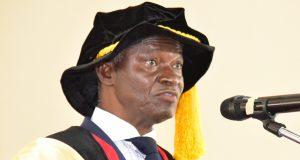 Prof. Olusegun Olotu, FUTA