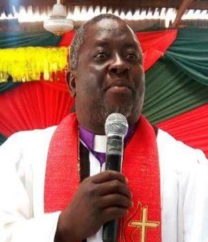 Bishop John Wesley Yohanna