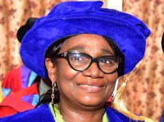 Prof. Mrs. Ibiyinka Fuwape