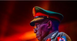 Lucky Irabor, chief of defence staff