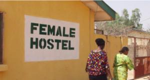 Hostel of Federal College of Forestry Mechanisation, Afaka, Igabi