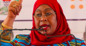 Samia Hassan, New Tanzanian President