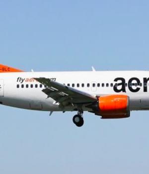 Aero contractor aircraft