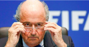 Sepp Blatter, ex-FIFA President