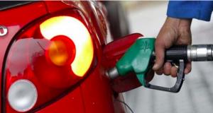 Car refiling petrol