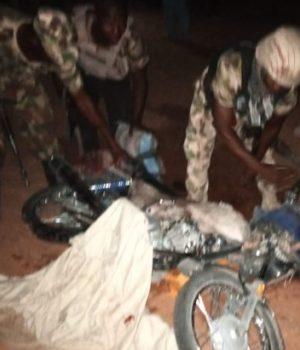 Nigerian troops ambush terrorists at Kareram Borno State