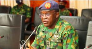 Oladayo Amao, chief of air staff,