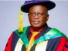 Prof. Michael Ologunde