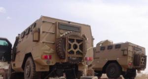 Mine-resistant ambush protected (MRAP