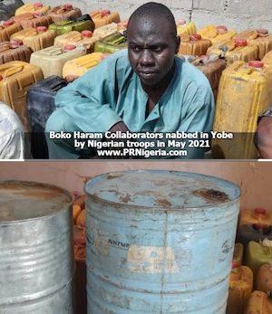 Boko Haram colloborators